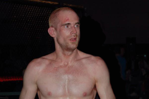 Jeremy Patton after fight in Somerset