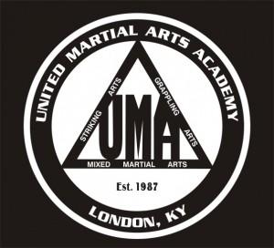 UMA logo B&W